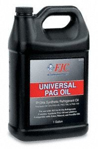 Fjc, Inc. 2475 Refrigerant Oil by FJC