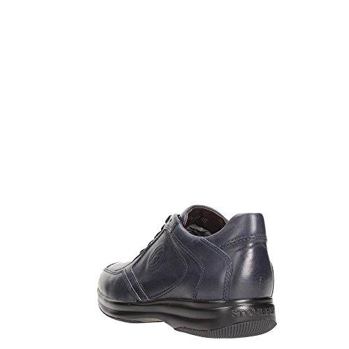 Stonefly 105920 Sneakers Uomo Pelle Blu - Navy Blu - Navy