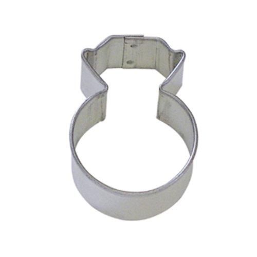Dress My Cupcake DMC41CC1695 Mini Ring Diamond Cookie Cutter (Mini Diamonds Cupcake Wrappers)