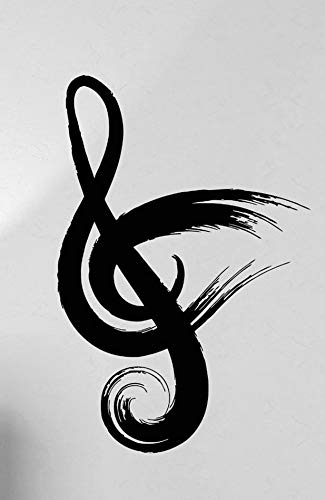 Music Musical Note Transfer tattoos tattooing temporary tattoos Cute Face stickers]()