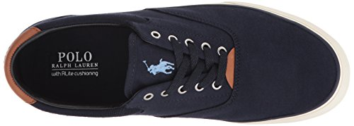 Polo Ralph Lauren Mens Thorton Ii Sneaker Aviator Blu Marino