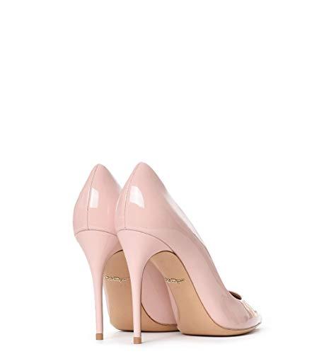 Zapatos Rosa Salvatore Fiore10001l434655469 Mujer Cuero Ferragamo CXC8qAw7