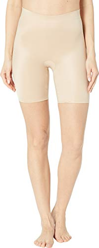 SPANX Women's Suit Your Fancy Butt Enhancer Natural Glam Large