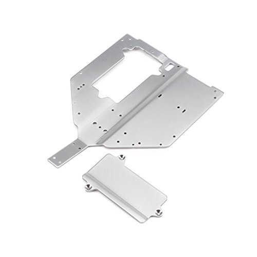 Chassis Plate and Motor Cover Plate: Baja Rey (Team Plate Chassis Losi)