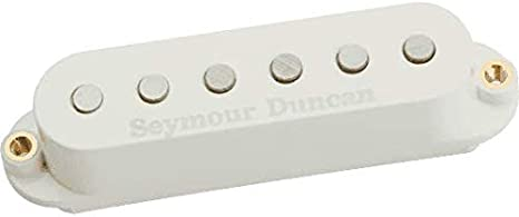 Seymour Duncan Sstk S4/N WH Classic Stack Neck PU White