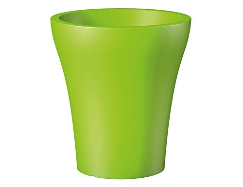 Scheurich 55459 0 264/43 Planter - Green/Pure Lime