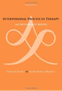 Interpersonal Process In Therapy An Integrative Model Skills Techniques