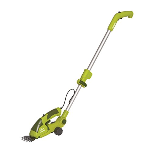 Sale!! Snow Joe Sun Joe 2-in-1 Electric Telescoping Grass Trimmer