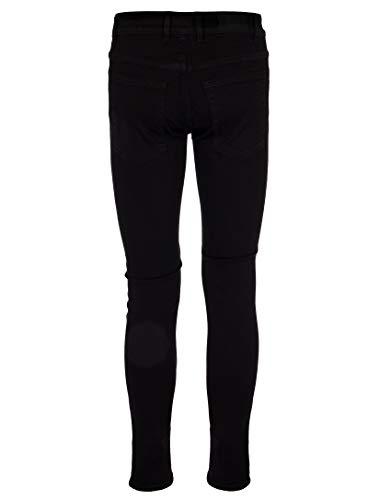 Represent Cotone Uomo Jeans 076black Nero wFrqHXFf