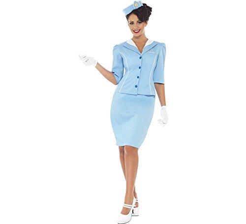 Britney Toxic Halloween Costume (Smiffys Air Hostess Costume)