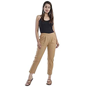 FASHION CLOUD Women's Regular Fit Casual Trouser