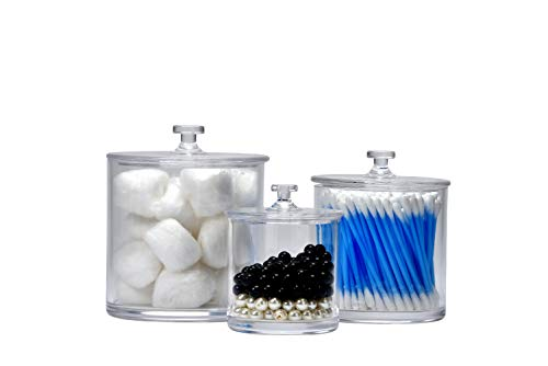 acrylic buffet candy jars - 8