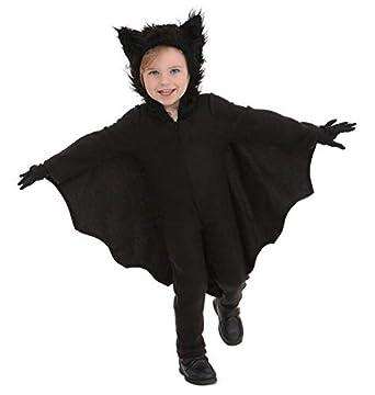 Amazon.co.jp: ハロウィン衣装 蝙蝠コスプレ 子供服 女の子