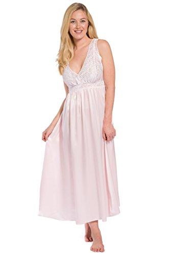 100% Silk Nightgown - 4