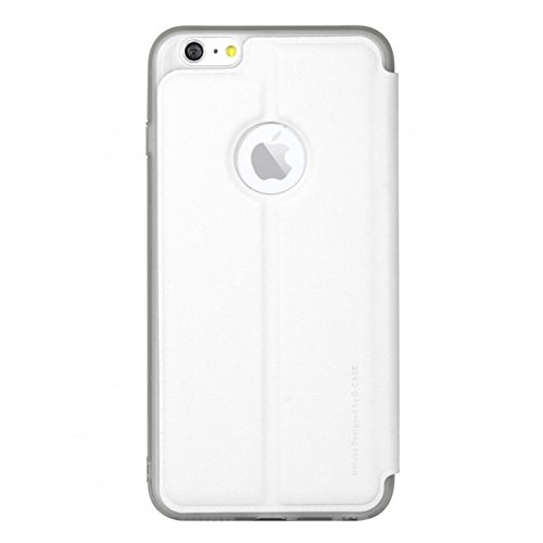 "G-CASE Folio Breathe Blanc pour iPhone 6+ (5.5"")"