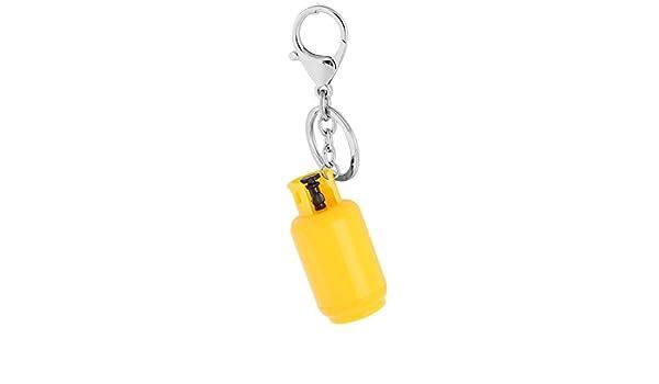 Amazon.com : Cilindro de Gas en Forma de bolígrafo cierre de ...