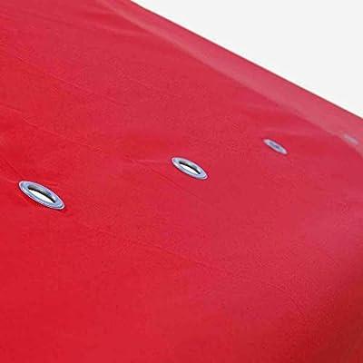 Chi Mercantile 10 x 10 Feet Single Tier Gazebo Canopy Top Replacement Cover for Patio Outdoor Backyard : Garden & Outdoor