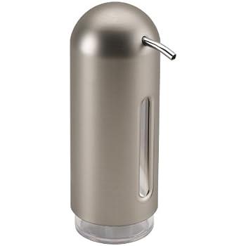 Umbra Penguin Soap Pump, Nickel