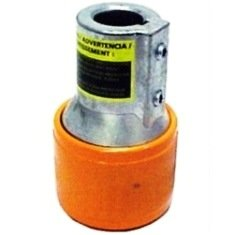 Forged Steel Pump Quick Coupler; 1 3/8