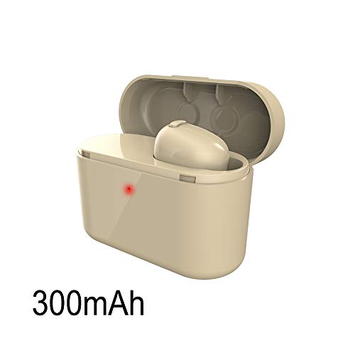 Hanbaili HiFi Earset Auricular inalámbrico Bluetooth Caja de Carga portátil S8 Banco de energía Llamadas Bluetooth para...