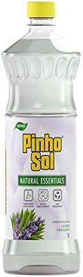 Desinfetante Pinho Sol Naturals Lavanda e Melaleuca 1L, Pinho Sol