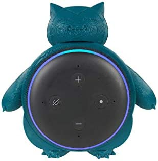 Snorlax Amazon Echo Dot Stand - Works with 3rd Generation Amazon Echo Dot