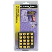 PLATINUM TOOLS RJ45 Data Remote Set for VDV MapMaster (19 Pieces) / T121C /