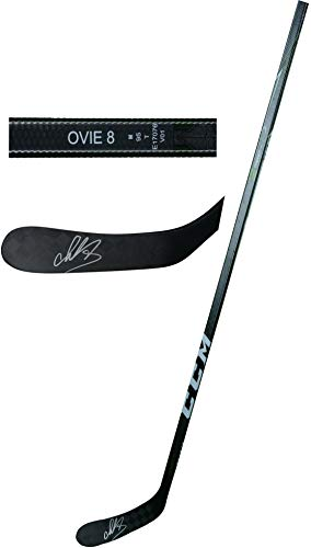 (Alex Ovechkin Washington Capitals Autographed CCM RibCor Trigger Game Model Hockey Stick - Fanatics Authentic Certified)