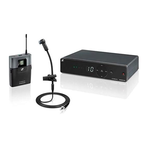 Sennheiser XSW1-908-A Wireless UHF Brass Instrument set, C 766-790 Range MHz. Integrated antennas and compatible upto 10