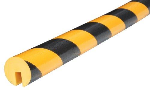 IRONguard 60-6710 Knuffi Model B Edge Bumper Guard Black/Yellow 5M by IRONguard