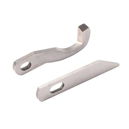 Overlock silverware for Brother 929D 1034D 1134D UpperLower silverware XB0563001 X77683001 Serger Overlock unit Accessories