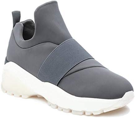 Manic Sneaker Grey Size 8: Amazon.sg