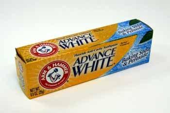 Arm & Hammer Advance White Toothpaste [72 Pieces] - Product Description - Arm & Hammer Advance White Toothpaste0.9 Oz Travel Size Toothpaste Tubebaking Soda & Peroxidefluoride Anti-Cavity Toothpastetartar Control ...