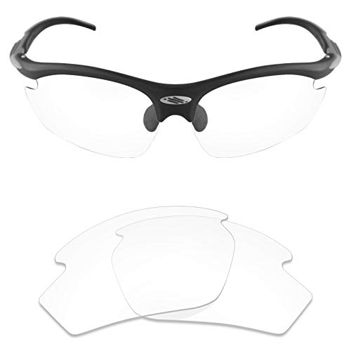 0cde75f2cd8 Mryok UV400 Replacement Lenses for Rudy Project Rydon - HD Clear