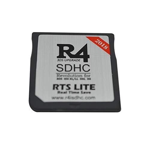 shuaishuang573 Adaptador de Tarjetas Compatible Amplia R4 SDHC Micro Secure Digital Memory para DS