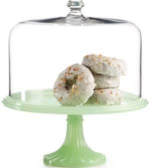 martha-stewart-collection-jadeite-cake-stand-with-dome