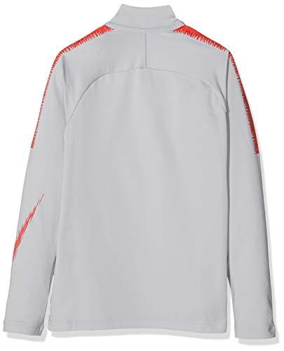 light Nike Longues shirt Drill Wolf À Grey Garçon Crimson Pour Breathe Manches Squad T rW7rqC