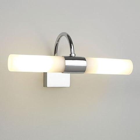 mirror lamp. astro - dayton twin over mirror light 0335 lamp e