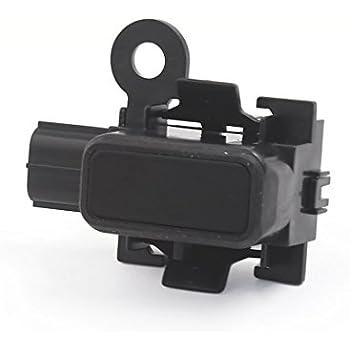 uxcell a16121300ux0655 Beige Black 7H0919275A 7H0919275D PDC Front Rear Bumper Parking Aid Sensor for Audi A3 A4 S3 RS4 RS6