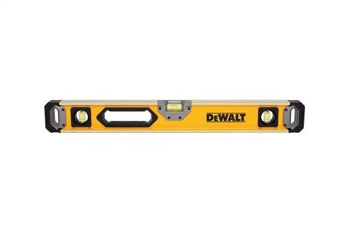 DEWALT DWHT4302524 inch Magnetic Box Beam Level