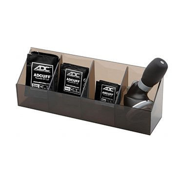 ADC 705GPK-BK General Practice Multicuff Kit, Black Cuffs, Adult