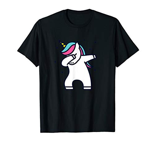 Dabbing Unicorn Shirt - Dab T Shirt
