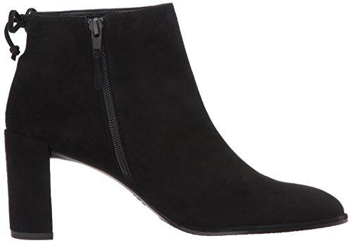 Stuart Lofty Women's Ankle Boot Suede Black Weitzman w48wBzqU