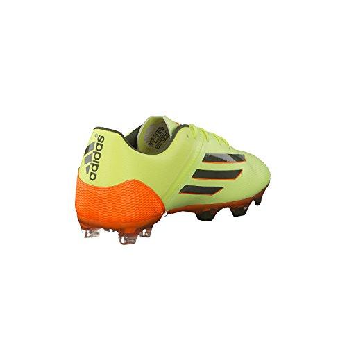 Adidas F30 TRX TF - Botas de fútbol para hombre - lime / orange