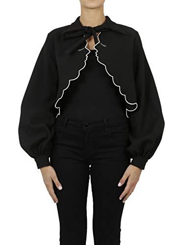 Polyester Vivetta Vp141potsdam999 Noir Veste Femme Fwv4qt