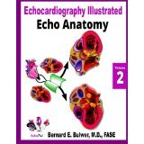 Echo Anatomy (Echocardiography Illustrated) (Volume 2) [PAPERBACK] [2015] [By Bernard E. Bulwer MD]