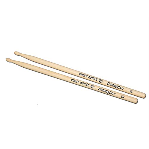 ChromaCast 5B Vinny Appice Signature Wood Tip Drumsticks