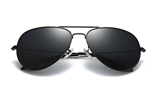 rétro Gris Noir Trend Neutre soleil UV400 Fashion Lunettes HD polarisées de wBRpgR