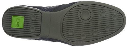 BOSS Green Spacit 10167195 01, Zapatillas Hombre Azul (Navy 417)