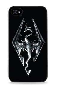 Skyrim Apple iPhone 5C Hard Case - Black - 328